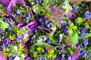 British grown cut flowers