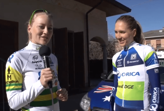 Orica GreenEDGE Top 5 Tips for Looking Good