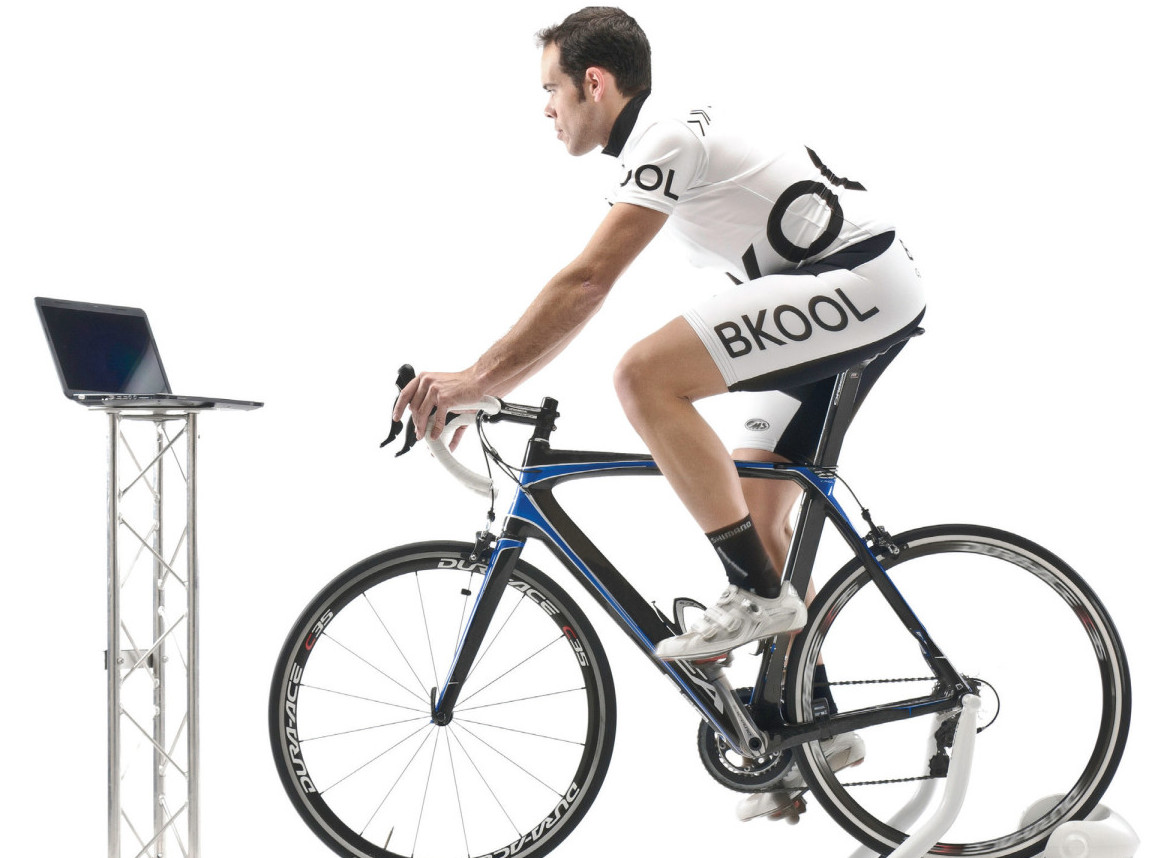 Jan Ullrich on Bkool