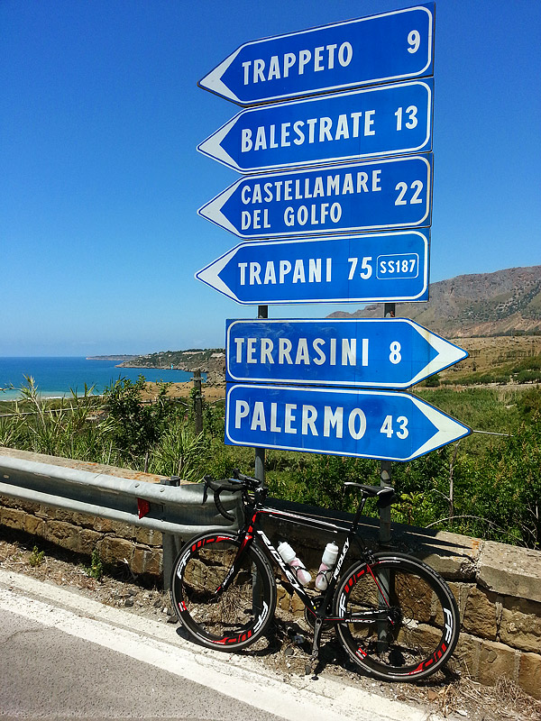 On-Sicily - Where next? Sicily of course!