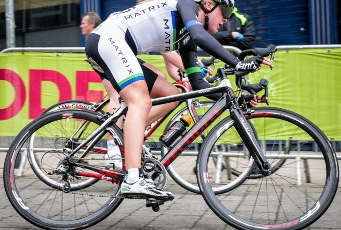 Matrix Fitness to ride Velocite again for 2014