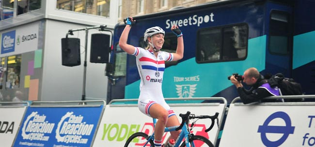 2014 Women's Tour to finish in Bury St Edmunds