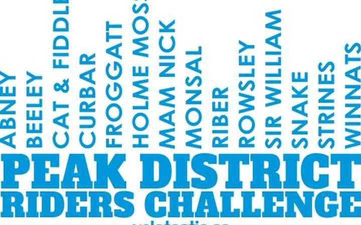 Velotastic Peak District Riders Challenge