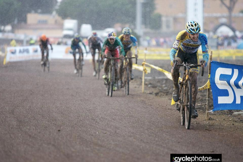 UCI World Cup 6 – Rome