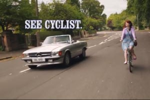 Cycling Advert Banned