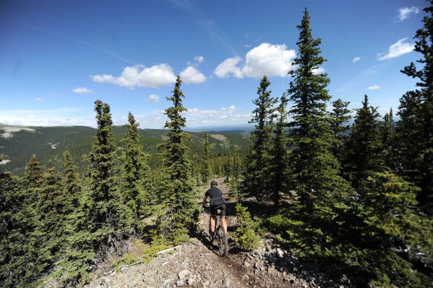 Marathon racing, like the Singletrack 6 can take you to some amazing places