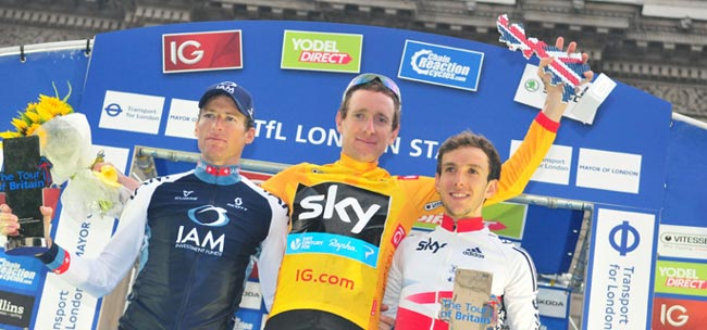 Tour of Britain upgraded by UCI