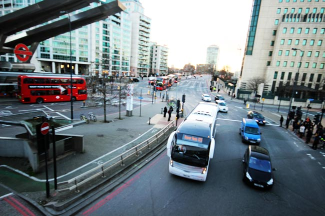 TFL to replace London Gyratories