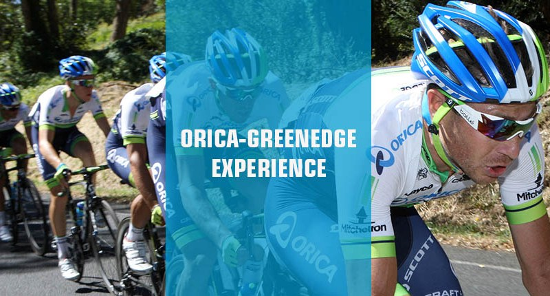 La Fuga and ORICA-GreenEDGE