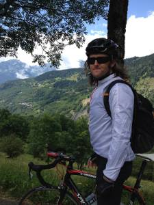 GCycling the Alps - Day 3