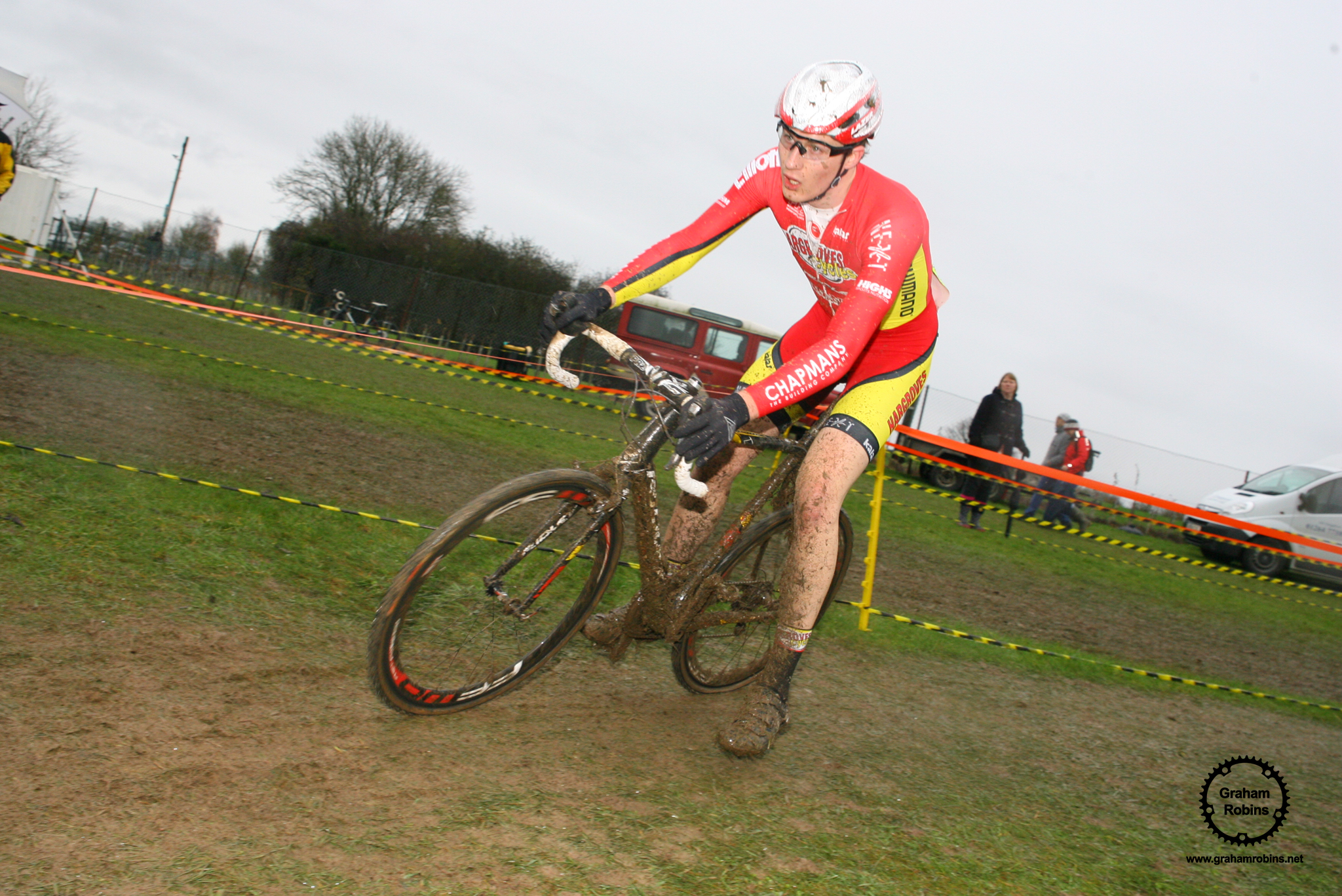 Wessex Cyclocross League Round 11