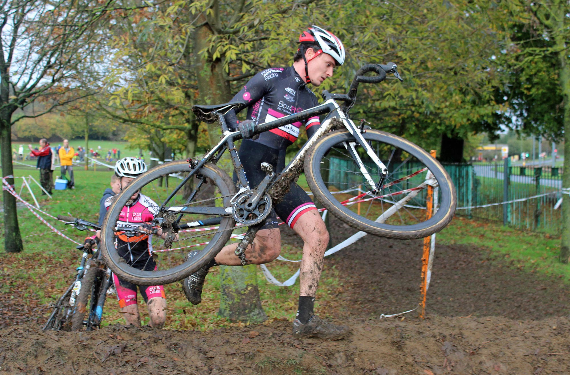 Cyclelab London and South East Cyclo Cross League round 7