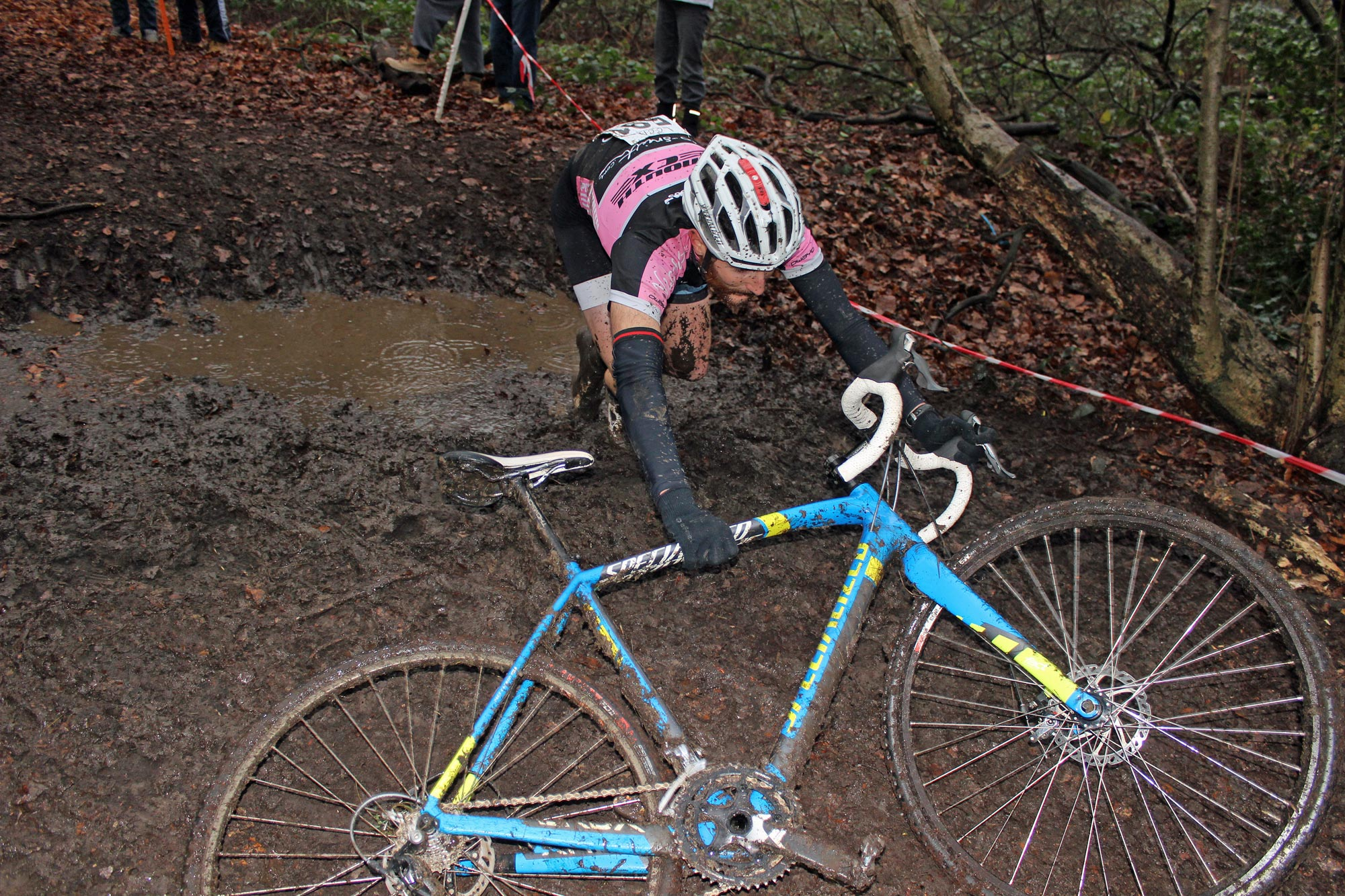 Cyclelab London and South East Cyclo Cross League round 13