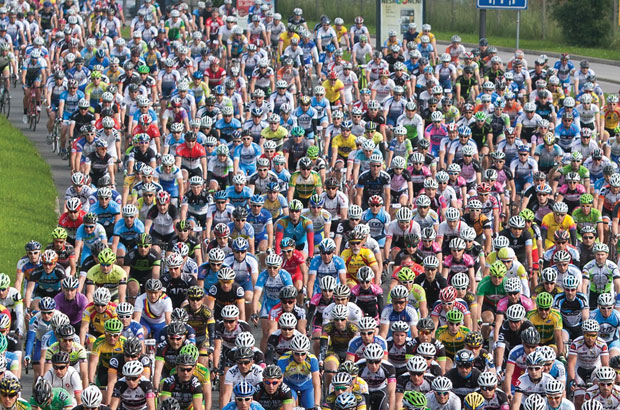 On the continent Gran Fondos attract huge fields and the Tour of Cambridgeshire is hoping to follow suit