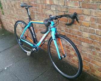 My choice of bike for the Wiggle CX Century will be my Handsling CXC