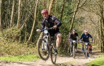 Some riders clearly had not been trying hard enough on the climb. Photo courtesy of Dave Hayward