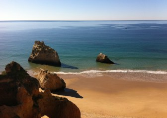 The Algarve is rightly known for it's beaches, so once you've finished your ride why not go for a relaxing paddle with the family?