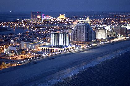 Atlantic City Skyline!