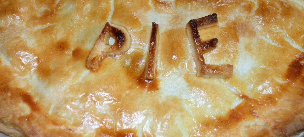 Steak, Ale, and Mushroom… for National Pie Week