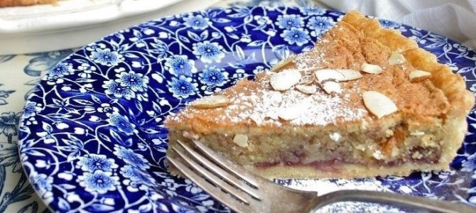 Bakewell Tart. Or is it Bakewell Pudding?