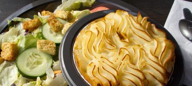 Cottage Pie or Shepherd's Pie?