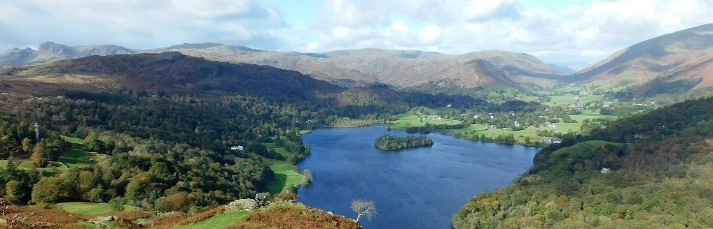 Literary Landscapes: The Lakes of William and Dorothy Wordsworth