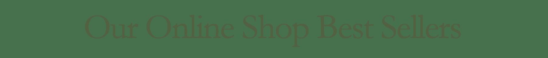 Online Shop Top Sellers