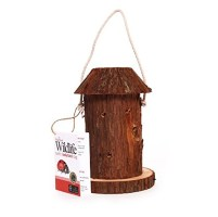 Chapelwood Rustic Ladybird Log