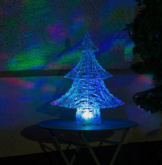 Northern Lights Christmas