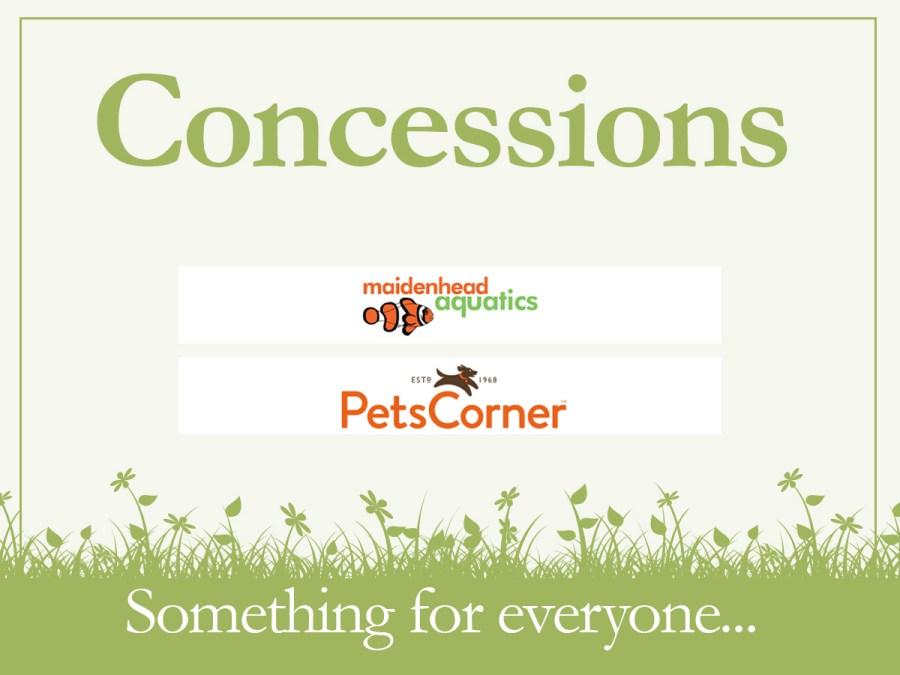 Concessions Wimborne