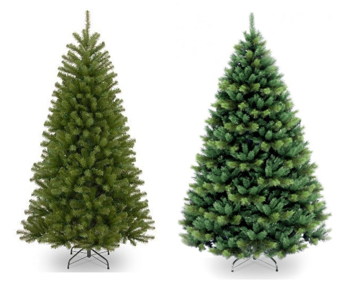 Christmas Trees at British Garden Centres