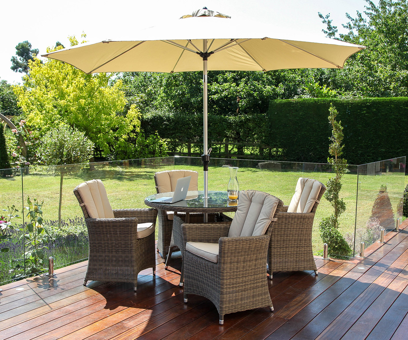 British Garden Centres Furniture & Patio Department