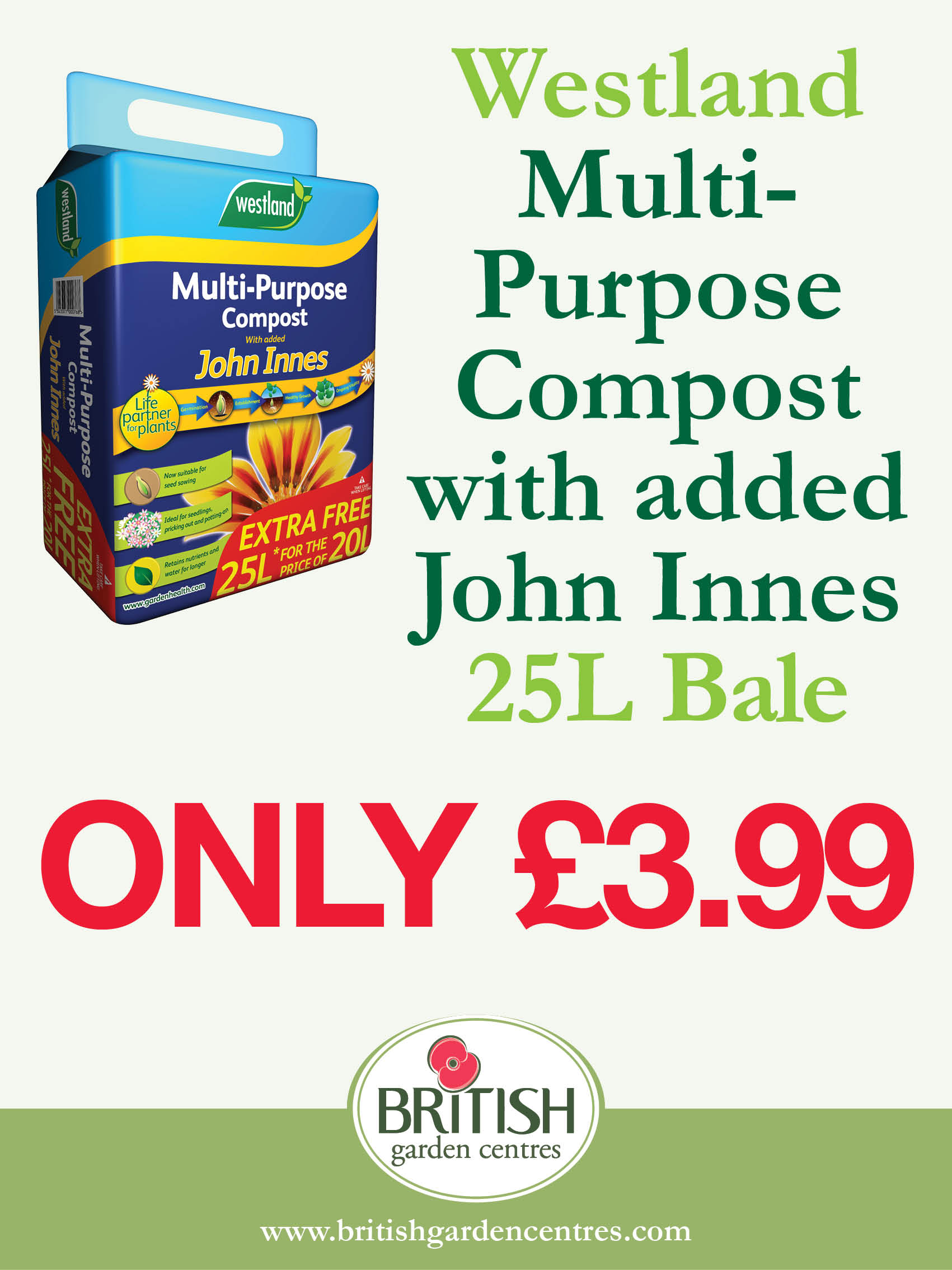 Multi-Purpose with added John Innes