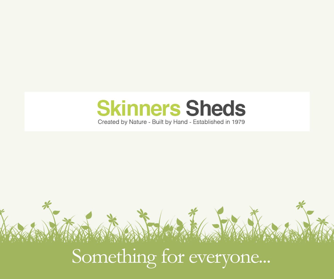 'Skinners Sheds' at Stevenage Garden Centre