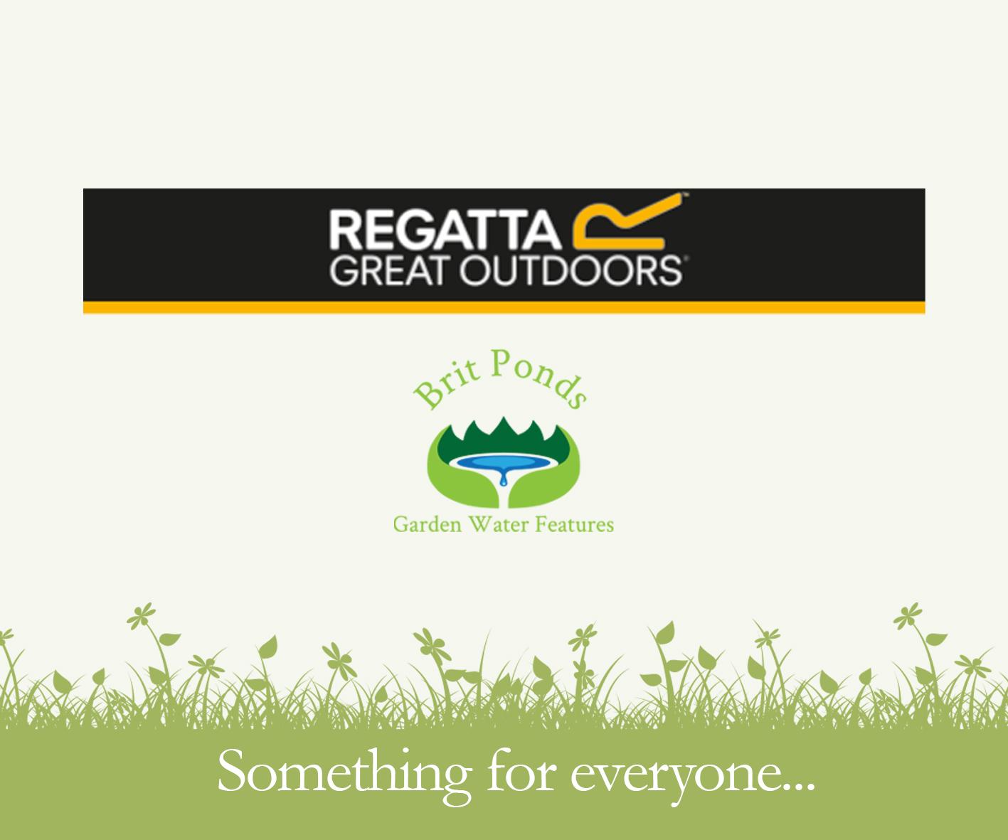 Hemel Garden Centre Regatta Clothing and Brit Ponds