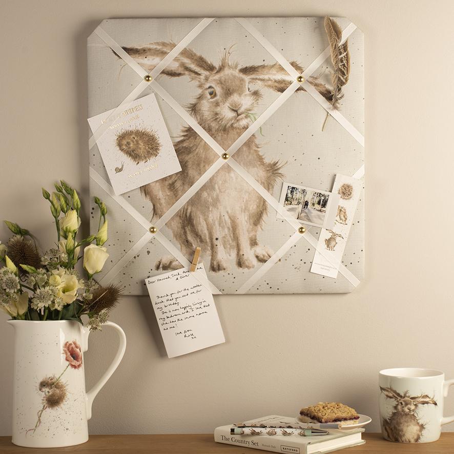 Wrendale Fabric Noticeboard