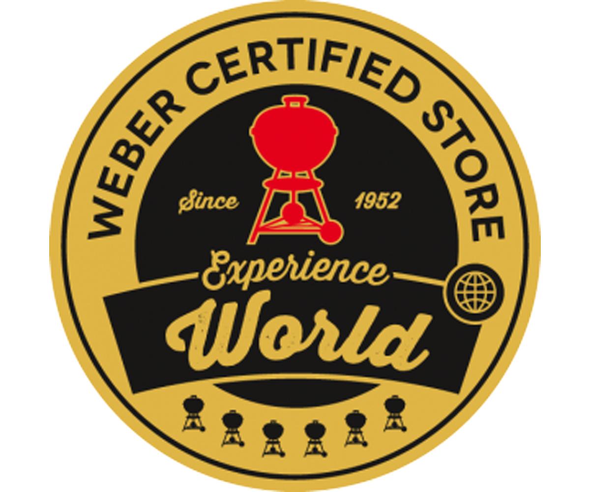 Weber World at Brigg Garden Centre