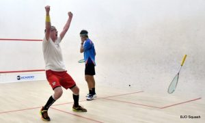 Day two: Tournament favourite knocked out in thriller