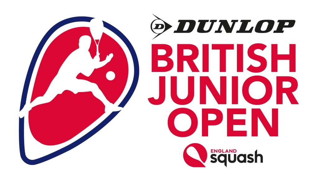 Sponsors for the Dunlop British Junior Open 2018