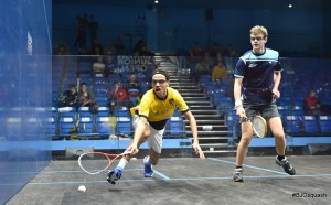 Top seeds sail through on Day One of the Dunlop British Junior Open