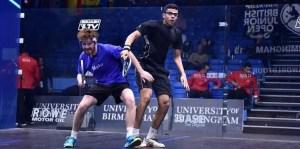 Egypt and Malaysia dominate quarter-final linups