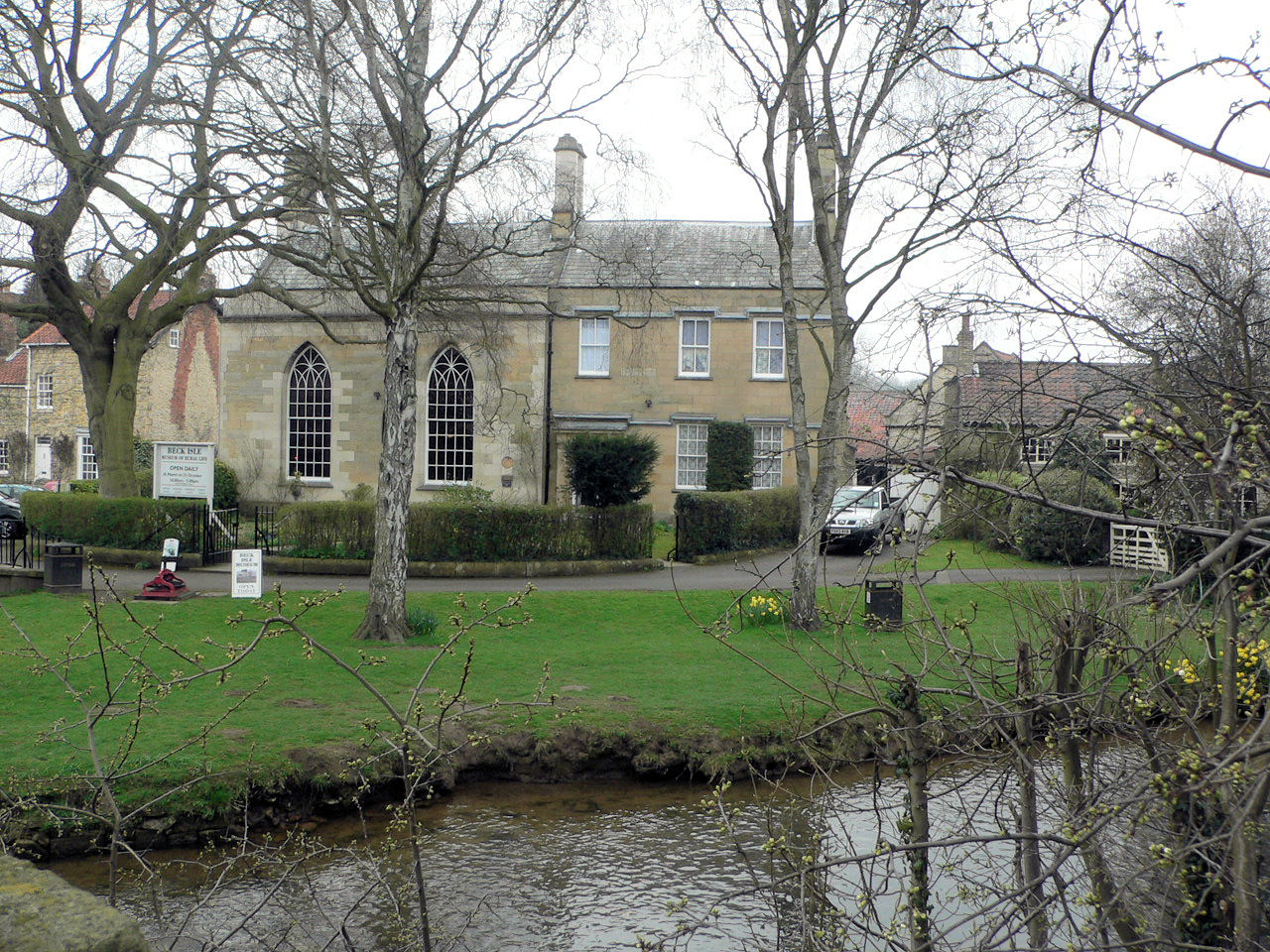 Beck Isle Museum, Pickering, North Yorkshire