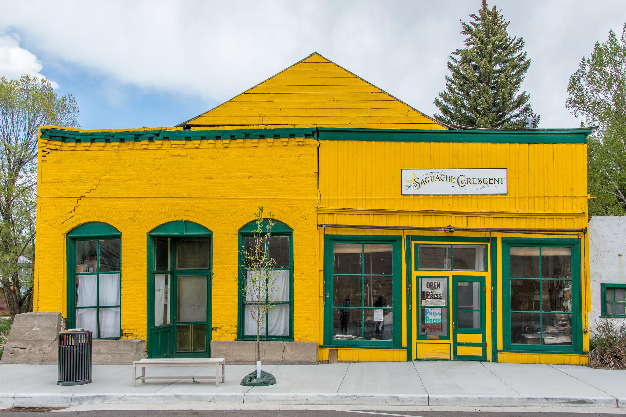 GreatBigStory.com: The Saguache Crescent