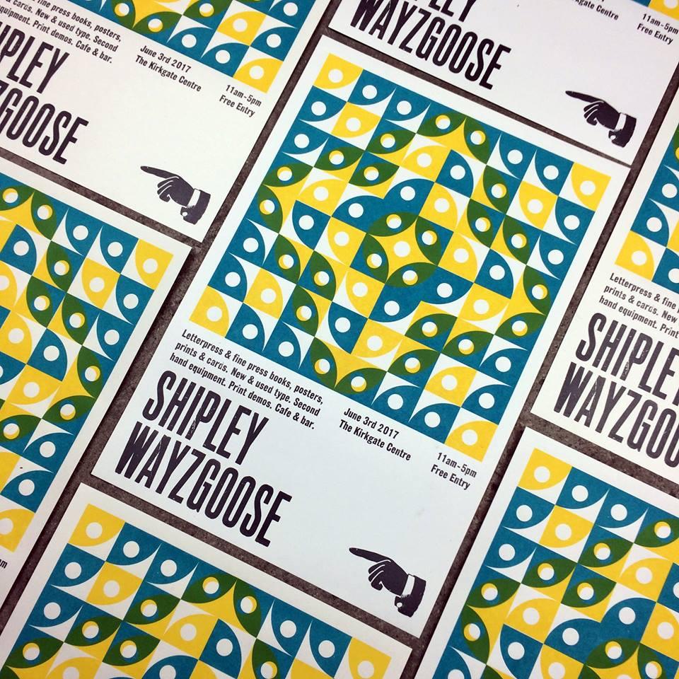 Shipley Wayzgoose – Report