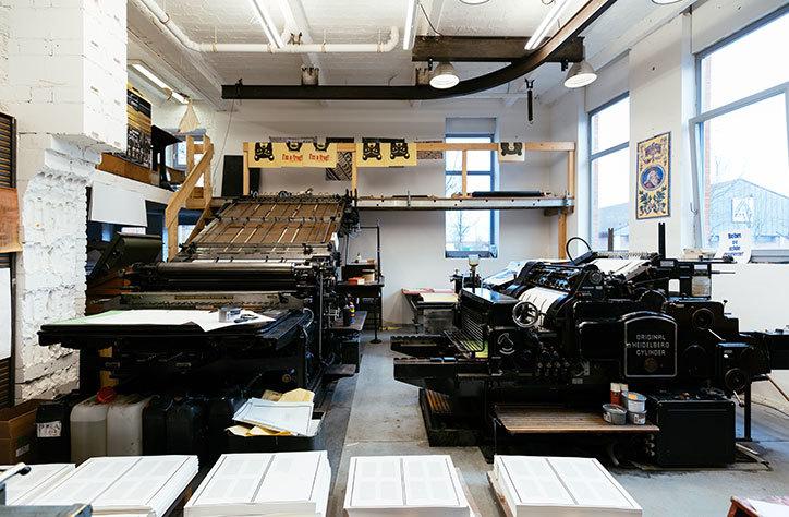Hacking Heidelberg: how Erik Spiekermann came to reinvent the printing process