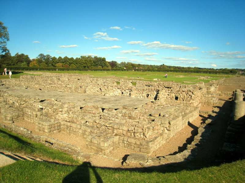 Hadrians Wall Images - Angela Youngman
