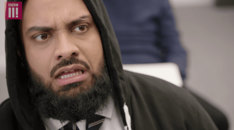 Man Like Mobeen – humorous and educational