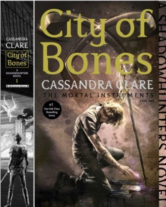 city of bones and spine