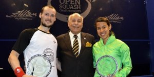 2014 Finals : David and Gaultier reign