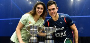 2018 : It's Sherbini and Rodriguez